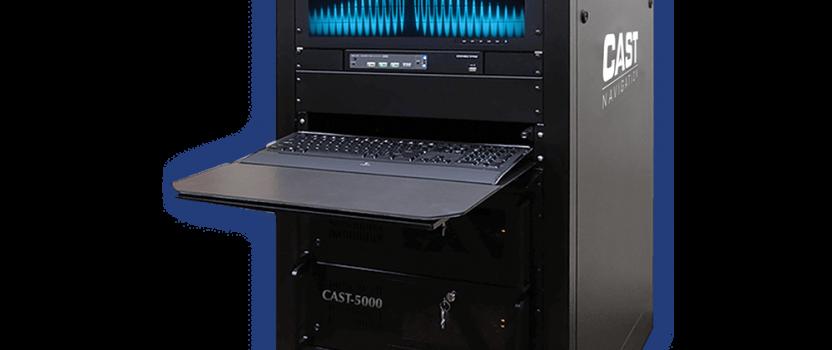CAST Navigation Presents The CAST 5000 GPS Wavefront Generator