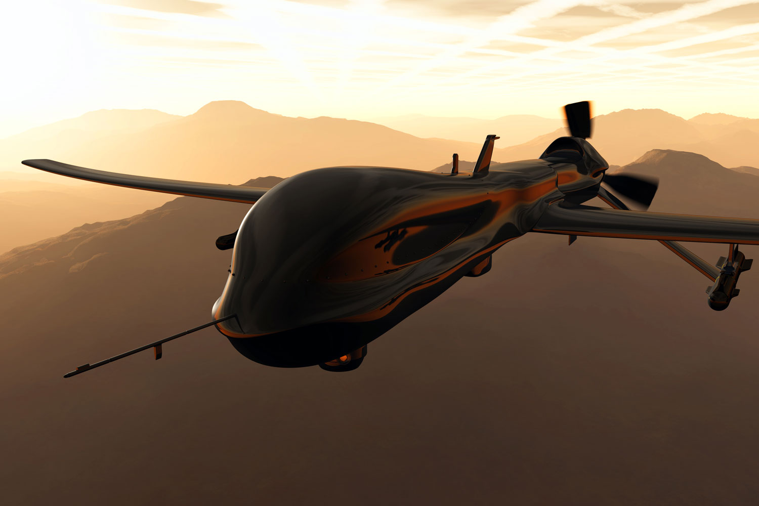 Understanding Positioning, Navigation and Timing for the Military's Unmanned Aircraft