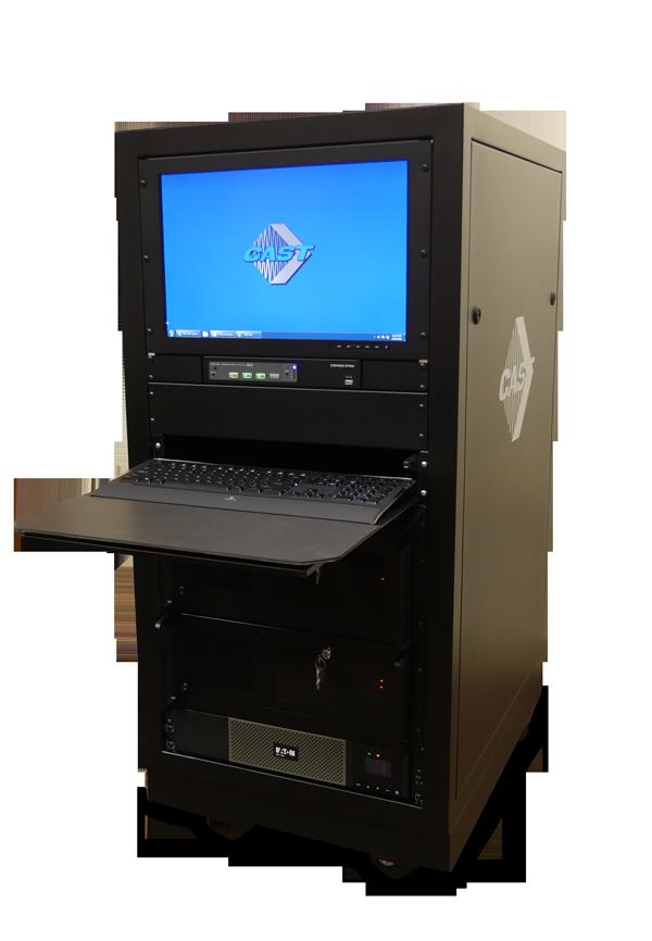 CAST-4000 GPS/INS Simulation System