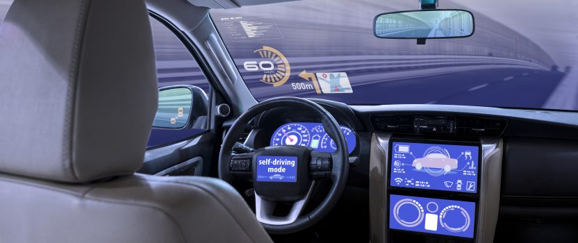 The Possible Highs and Lows of 5G for Self-Driving Vehicles